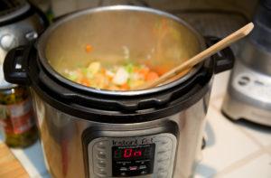 instant pot working